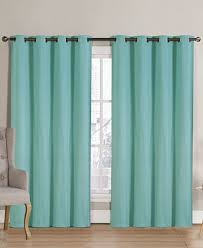 Home Classics Blackout Curtain Panel Victoria Classics Neil Blackout Grommet 52 U0027 U0027 X 90 U0027 U0027 Curtain Panel