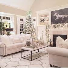 living rooms decorated for christmas fir christmas tree 7 5ft the white company holiday