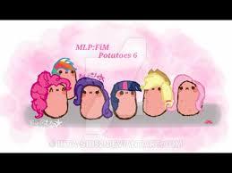 Meme Kawaii - kawaii potato meme old youtube