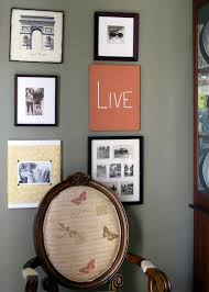 loveyourroom how to make greeting card wall art