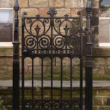 classic wrought iron garden gates u2013 outdoor decorations