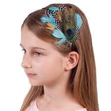 feather headband 25 bermuda feather headband
