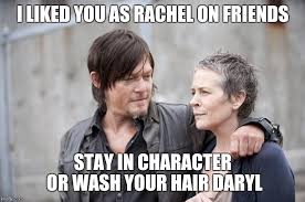 Walking Dead Daryl Meme - daryl and carol the walking dead memes imgflip