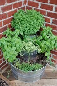 Patio Herb Garden Ideas Creative Diy Herb Garden Ideas