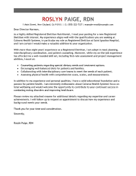 Cover Resume Letter Sample by Best Wellness Cover Letter Examples Livecareer