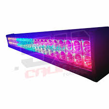 Red Led Light Bars by Multicolor Flashing 32 Inch Led Light Bar With Wireless Remote For