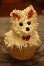 39 best dog cupcakes images on pinterest dog cupcakes animal