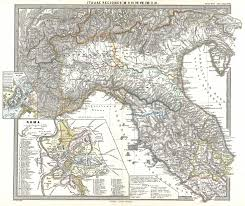 Map Northern Italy by File 1865 Spruner Map Of Northern Italy In Antiquity
