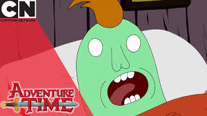 Adventure Time Invitation Card Adventure Time Normal Man Cartoon Network Youtube