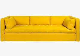 canape jaune cuir canapé canapé jaune le canapé en cuir image png pour le