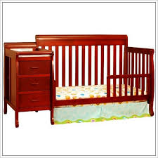Graco Crib With Changing Table Graco Crib With Changing Table Attached Home Design Ideas
