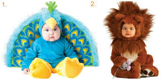 scaringly cute baby and toddler halloween costumes the