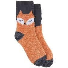 s sleepy fox cozy socks 4 99 liked on polyvore