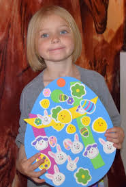 easy easter crafts for kids to make tidbits of experience