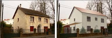 maison rénovée avant après renovation maison avant apres travaux gallery of maison