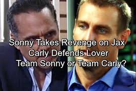 carly jax new haircut general hospital spoilers sonny seeks cruel revenge against jax