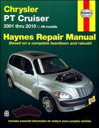 chrysler pt cruiser manuals at books4cars com