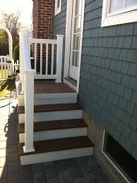 Outside Banister Railings Best 25 Outdoor Railings Ideas On Pinterest Deck Railings