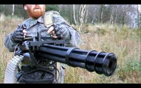 si ge auto b b quel age m134 minigun the fort airsoft war scotland