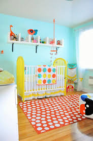 Turquoise Nursery Decor Bring Up Baby In Style From Day One 30 Lovely Nursery Room