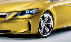 lexus hatchback 2009 new details u0026 images on the lexus lf ch hatchback concept
