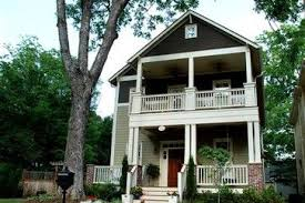 Two Story Craftsman by Craftsman Double Porches 17 331 Two Story Porch Home Design