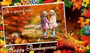 2017 happy thanksgiving day greeting card image for family