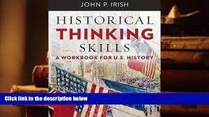 audiobook historical thinking skills a workbook for u s history