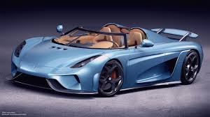 koenigsegg concept car the crazy koenigsegg regera personal 3d work
