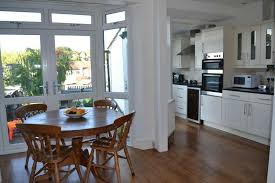 kitchen diner family room design ideas home design