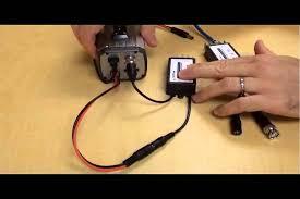 cat5 video balun for cctv cameras youtube