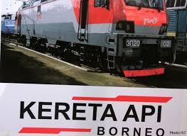 Kereta Api Pt Kereta Api Borneo Committed To Realizing Railway Project