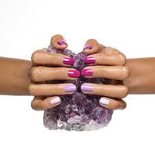 essie amped up amethyst nail art essie looks
