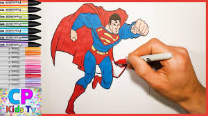 superman coloring pages for kids part 2 superman coloring pages