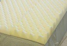 eggcrate foam mattress pads ebay