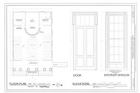 floor plan doors file floor plan door and interior window elevations
