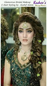 Trendy Pakistani Bridal Hairstyles 2017 New Wedding Hairstyles Look Pakistani Bridal Makeup By Kashee The Pakistani Bride