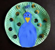 peacock decor for home for kids bag peacock craft for kids diy yourself home decor pop
