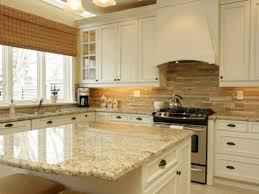 white kitchen cabinets with gold countertops santa cecilia granite countertops for a fresh and modern kitchen