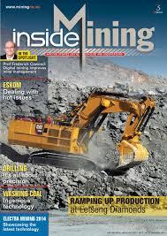 inside mining september 2014 by 3s media issuu