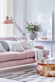 sofa pink 16 ultra chic blush pink sofas how to style them