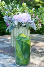 Small Vase Flower Arrangements Garden Bouquet Diy And Recycling Flower Arranging Hack U2013 Home Is