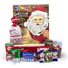 jolly santa gift box large russell stover