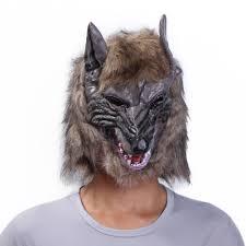 halloween costumes werewolf online get cheap halloween wolf mask aliexpress com alibaba group