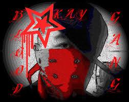 Blood Gang Flag Blood Gang Wallpaper Wallpapersafari