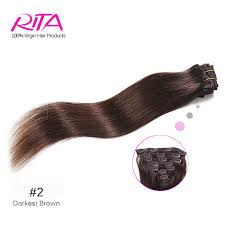 18 Remy Human Hair Extensions by Clip In Indian Remy Hair Picture More Detailed Picture About