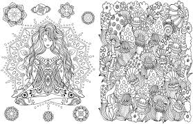 relax with colouring books from vintage pen press twcmgifts