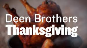 deen brothers thanksgiving cooking channel cooking channel