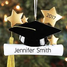 personalized graduation ornament personalized graduation ornament giftshappenhere gifts