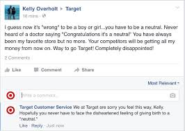can i use my target employee discount on black friday man poses as target on facebook trolls haters of its gender